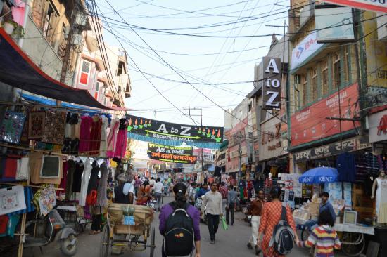 Becon Ganj Market 1