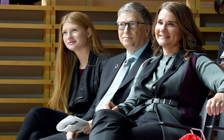 Bill Gates Kids