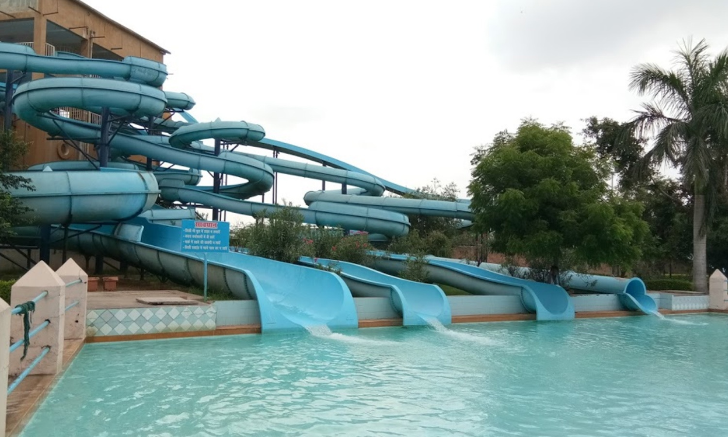 Dolphin Water Park 1