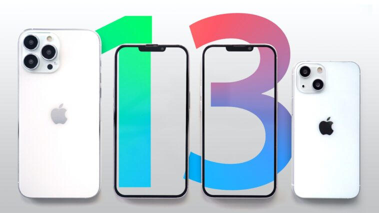 Iphone 13 ......