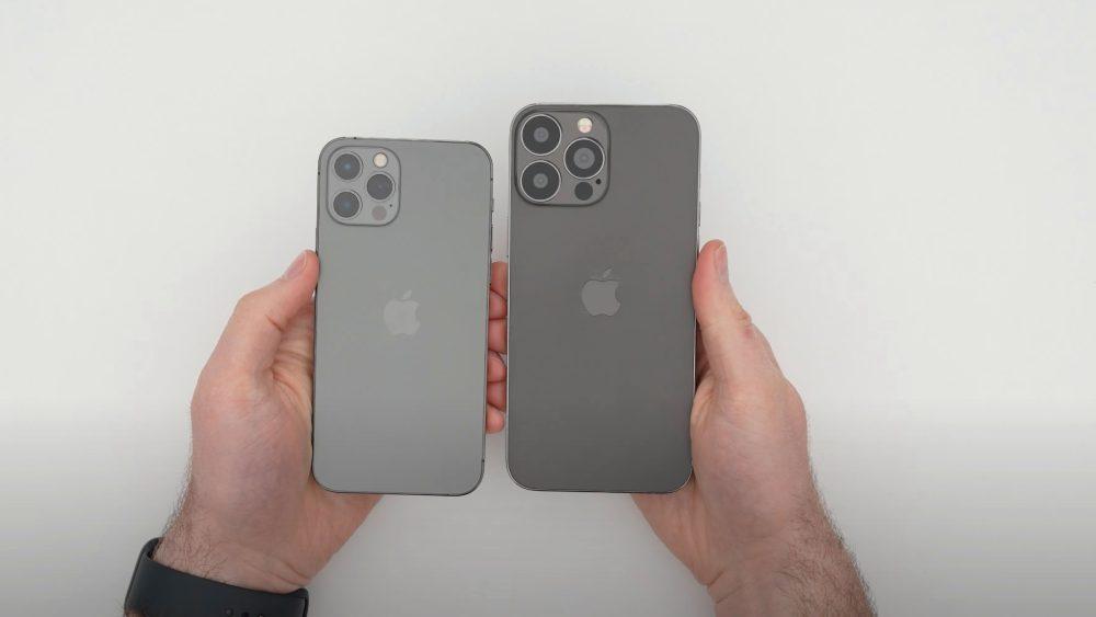 Iphone 13 Pro Max Diff