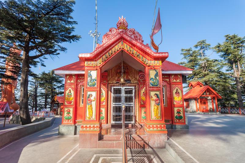 Jakhoo Hill Temple