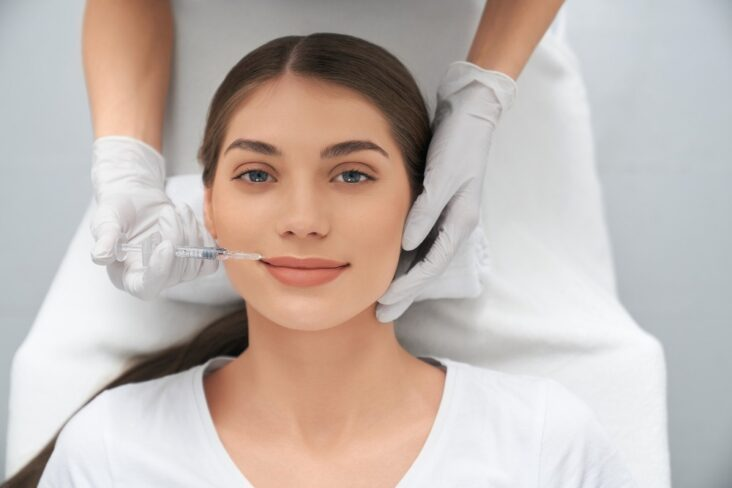 Process Procedure Lip Augmentation Professional Salon