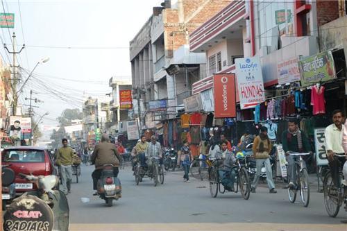 Sisamau Bazaar