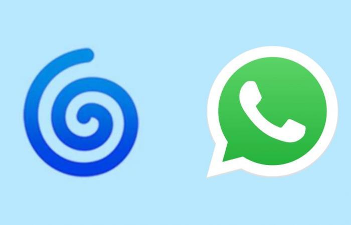 Spiral Emoji Symbolise On Whatsapp
