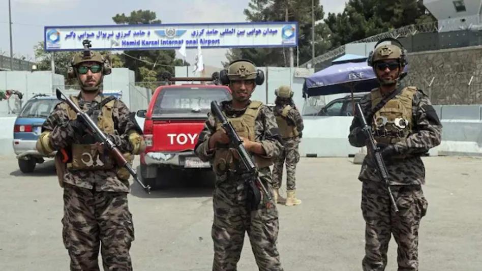 Taliban Security