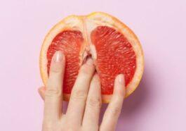 Vaginal Illustration. Shutterstock