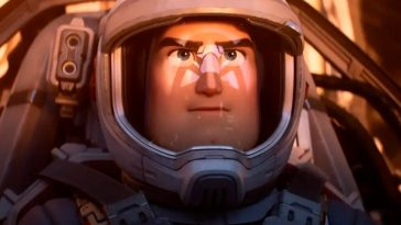 Astronaut Lighytear Is The Protagonist Of This Film.
