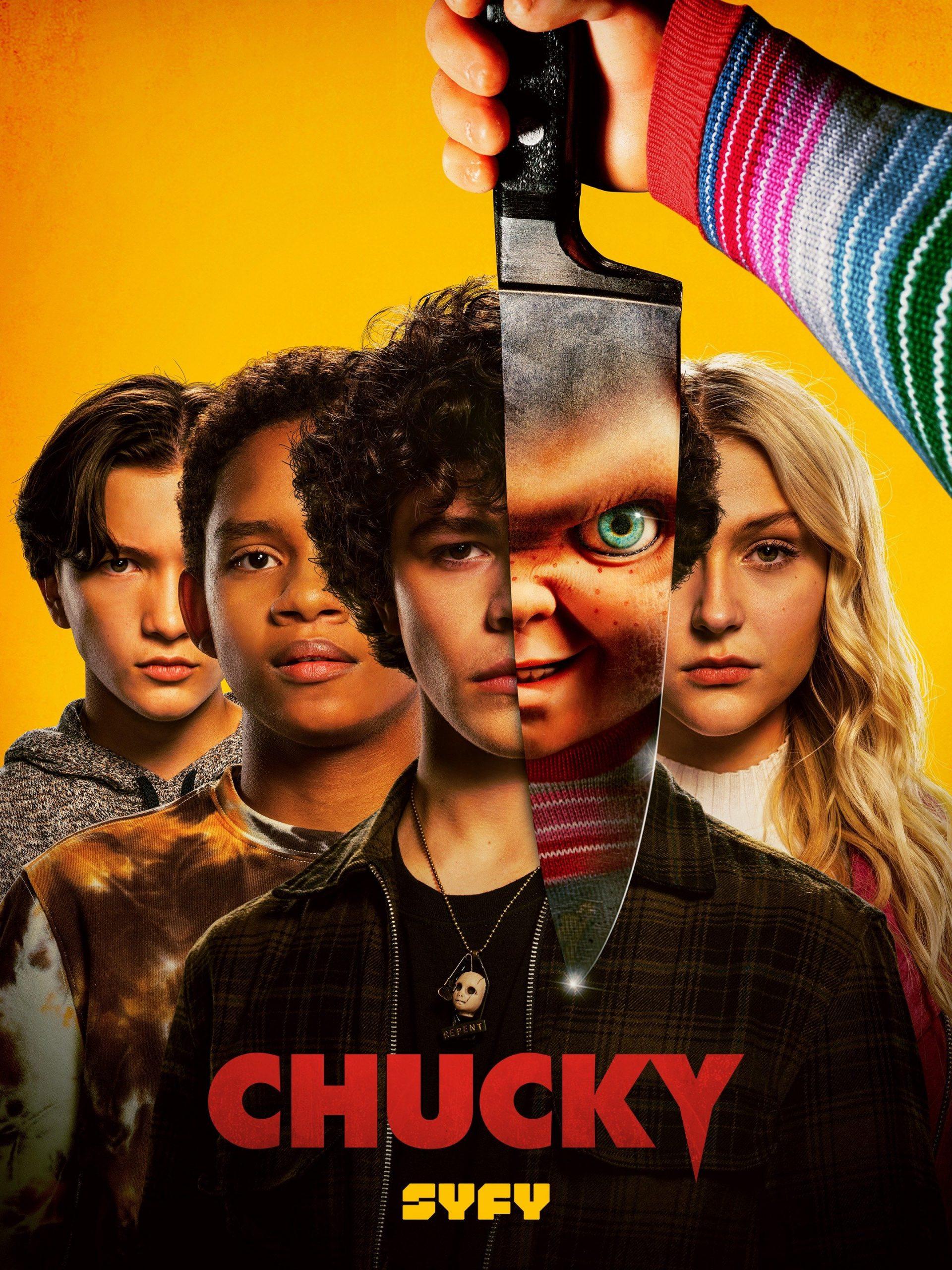 Chucky Scaled