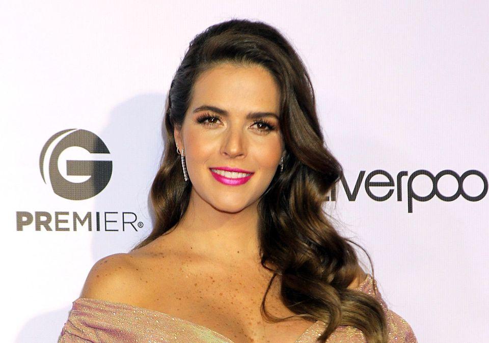 Claudia Alvarez.