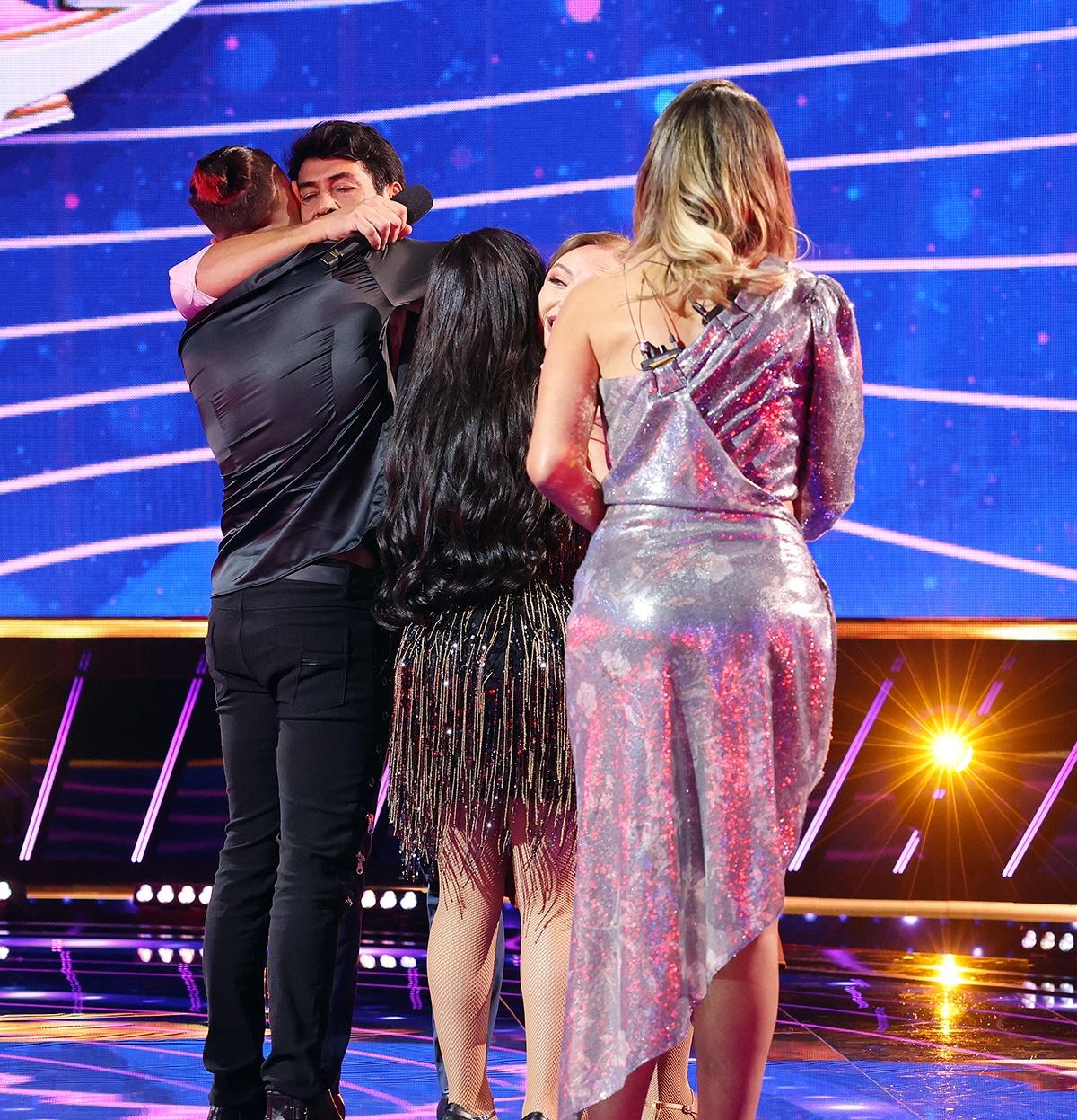 Kim Loaiza And Jd Pantoja Say Goodbye To Laura Flores And Gabriel Porras