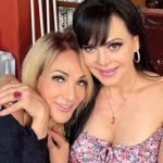 Olivia Collins And Maribel Guardia Have Been Friends For Years.