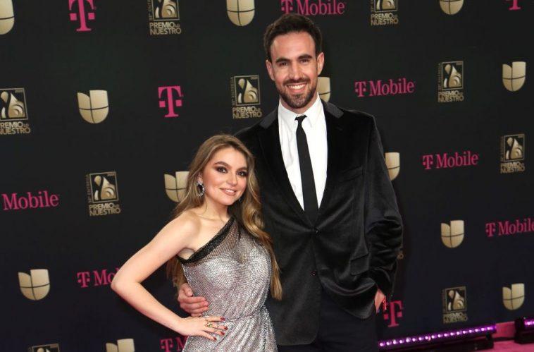 Sofia Castro And Her Boyfriend Pablo Bernot.