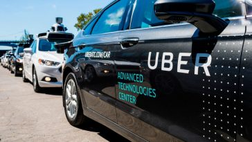 Starting November 1 Uber Taxi Drivers Will Be Able To Lease Tesla Cars.
