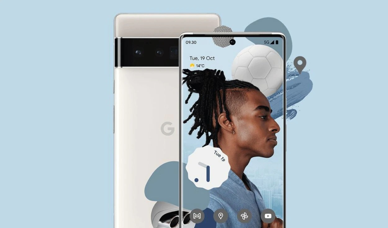 Technology And Design Are The Main Features Of The New Pixel 6 And Pixel 6 Pro