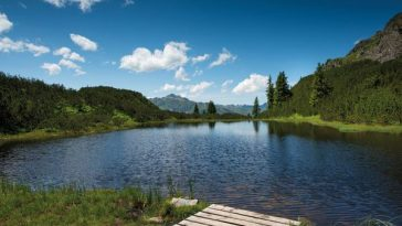 The Wiegensee Won 9 Places For Vorarlberg Photo