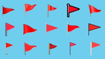 The Red Flag Emoji Is Used When You Want To Highlight That A Person Or Action Is Dangerous Or Toxic