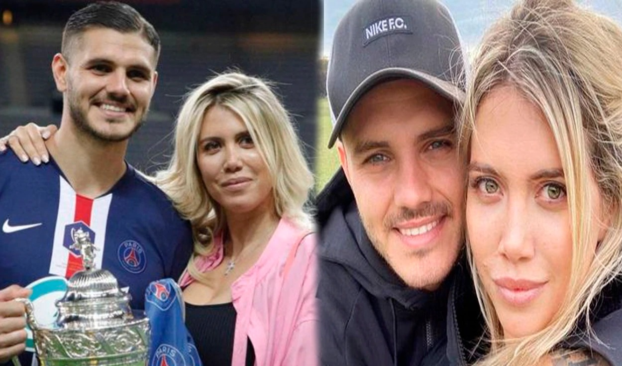 Wanda Nara And Mauro Icardi Had Been In A Relationship For Eight Years