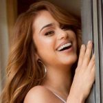 Yanet Garcia Surprises By Modeling Her Marked Rear In Profile